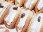 저렴하게 즐기는 생크림 오믈렛 빵