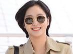 신발이 참 아쉬운 김고은 공항 패션