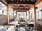 한식을 재해석한 북촌의 고급 식당